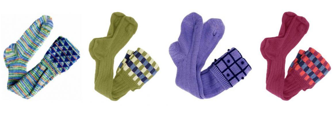 4 socks