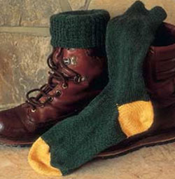 Classic Socks for boots and shoes