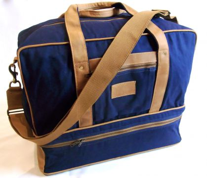 Double Decker Holdall