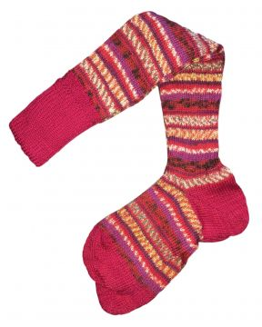 Fairisle Classic Shooting Stocking