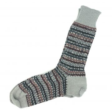 Grey stripe and pale grey 11-12