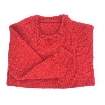 Children's Plain Long sleeved Jersey