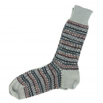 Grey stripe and pale grey 11-12