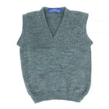Light Lovat V neck 2-3 y