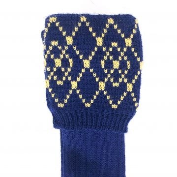 Navy, yellow Lune 7-8