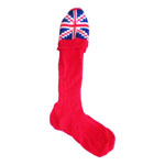 Union Jack Shooting Stockings