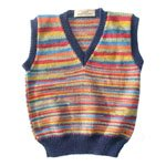Children's patterned  Sleeveless Jersey