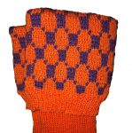 Bright orange, purple Rede. 5-6