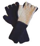 Traditional Hunting Mittens